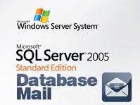 настройка Database mail в MS SQL 2005